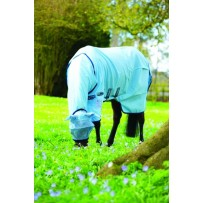 Horseware Rambo Sweet Itch Hoody Vamoose (with Free Fly Mask)