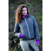 Horseware Ladies Eve Riding Jacket castle front