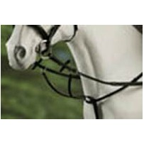 English Leather Running Martingale Attachment