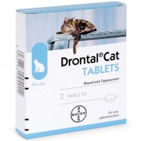 Drontal Cat Tablets
