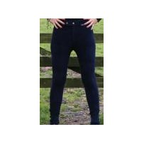 Ladies New Gorringe Corduroy Jodhpurs/Breeches
