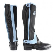 Hy Two Tone Childs Amara Half Chaps